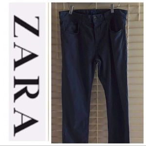 ZARA MAN Straight Leg Casual Pants Size 32""